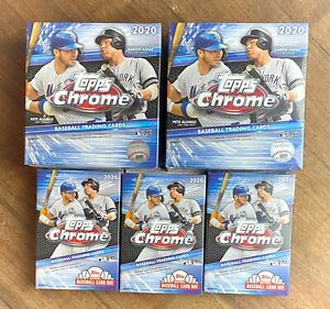 CHICAGO WHITE SOX - 2020 Topps Chrome Baseball 2 Mega 3 Hanger Box Live Break