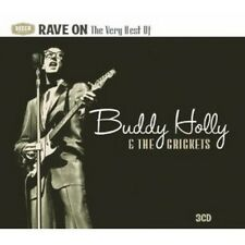 Buddy Holly - Rave On: The Best Of (NEW 3CD)