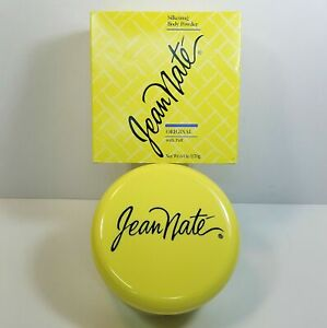 Jean Nate Original Silkening Body Powder 6 Ounce Sealed