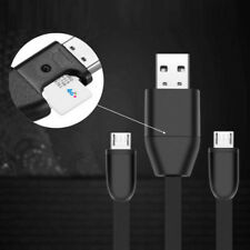 S8 Spy Hidden GPS Tracker Location Data USB Charging Cable Bug For Apple iPhone