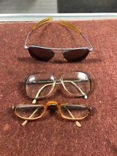 Lot of 3 Vintage Eyeglasses Take A look Now 2 ladies 1 mens Vintage nice