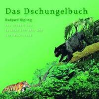 RUDYARD KIPLING - DAS DSCHUNGELBUCH (NEU ERZÄHLT)  CD NEU