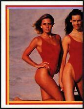 Part 1 Of 2 #45 Baywatch Merlin 1993 Sticker (C1255)