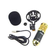 Sound Studio Dynamic Mic + Shock Mount BM800 Condenser Pro Audio Microphon