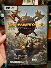 Warhammer Online - Age of Reckoning - PC GAME - FREE POST