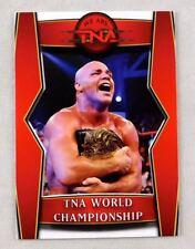 Kurt Angle Champion TNA Impact Wrestling TriStar Trading Card Raw Smackdown WWF