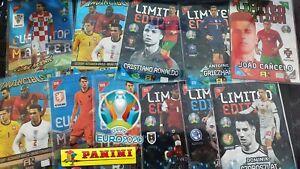 Panini Adrenalyn XL EURO 2020 - Kick Off 2021 |XXL - Limited - Rare - Invincible