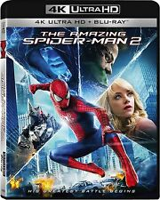 The Amazing Spider-Man 2 (4K Ultra HD + Blu-ray)