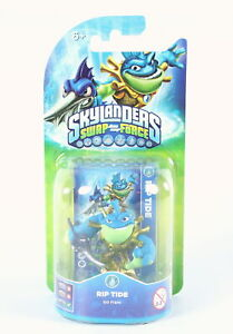 SKYLANDERS Swap Force RIP TIDE action figure toy PS3 PS4 Wii XBox One - NEW!