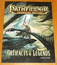 Pathfinder Campaign Setting Artifacts & Legends Paizo (Paperback)< 9781601254580