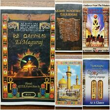 Malachi Z York Nuwaupic Nuwaubian Scrolls Books Lot