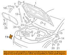 VW VOLKSWAGEN OEM 16-18 Passat Hood-Lock Latch Support 561805567B
