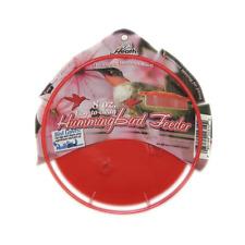 Heath Outdoor Products-8oz Saucer Hummingbird Feeder W/Built In Perch, Set of 3