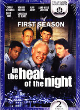 IN THE HEAT OF THE NIGHT FIRST SEASON 1 New 2 DVD Set