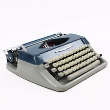 Retro Sterling 85 Typewriter with Case Excellent Condition - Circa 1960's