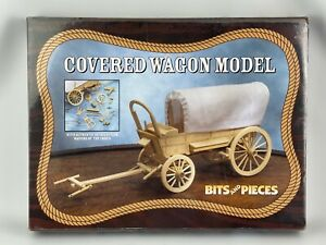 Bits and Pieces Covered Wagon Model #42526 NIB