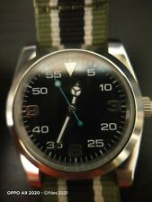 Hommage Rolex Air King, Sterile, Automatico Miyota Serie 8000