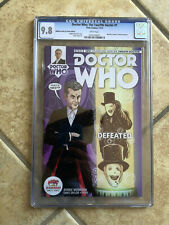 DOCTOR WHO - THE TWELFTH DOCTOR #1 cgc 9.8 MGG Madness Store VARIANT Cover