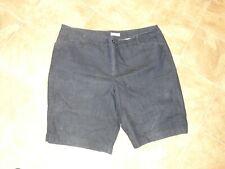 Women's St. Johns Bay Denim Shorts Size 20W