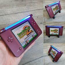 Nintendo Game Boy Macro XL Advance Custom DS  GBA Gameboy micro pokemon nes snes