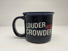 New listing New Louder With Crowder Mug Club Conservative Coffee Cup - Change My Mind