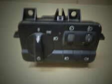 BMW E46 320D 3 SERIES TOURING HEADLIGHT SWITCH SET WITH FRONT FOG LIGHTS