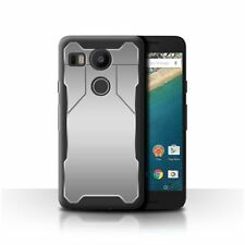 Housses et coques anti-chocs LG Nexus 4 pour téléphone mobile et assistant personnel (PDA) LG