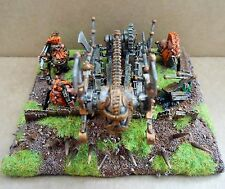 2003 Dwarf Malakai Makaissons Goblin Hewer Citadel Pro Painted Warhammer Army GW