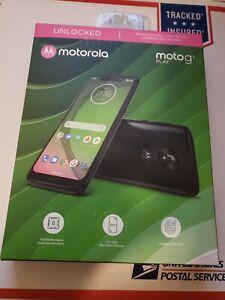 BRAND NEW Motorola Moto G7 - 32GB Indigo (Unlocked) Smartphone USE ALL NETWORKS