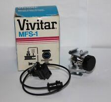 Vivitar MFS-1 Macro Flash Sensor 1 Boxed  Mint For 2500, 4600, 3500 3700 & 5600
