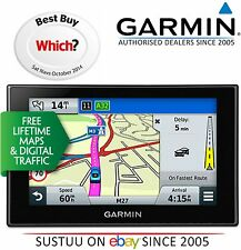 "Garmin Nuvi 2599LMT-D│5"" GPS SatNav│Foursquare│*Lifetime UK-Europe Maps+Traffics"