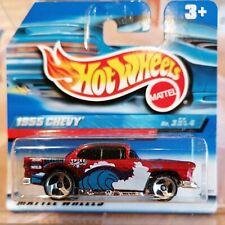 Hot Wheels 1998 Surf N 'Fun Serie #5 1955 Chevy OVP Short Card 21311