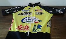 TUTA CICLISMO CYCLING SUIT OFFICIAL GIODANA SIZE M. TOP QUALITY