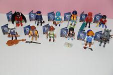 Playmobil 70159 Figures Boys Serie 16 alle 12 Figuren