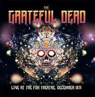 GRATEFUL DEAD - LIVE AT THE FOX THEATRE, DECEMBER 1971  3 CD NEW+