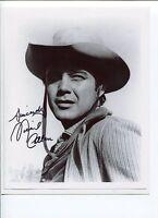 Michael Callan Cowboy Western Autograph Signed Autograph Photo
