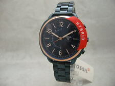 Authentic Fossil FTW1203 Hybrid Smartwatch Q Accomplice Women's Watch