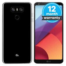 "LG G6 - 64GB - Astro Black Dual Sim (Unlocked) 5.7"" Screen - Very Good Condition"