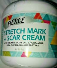 Fierce Stretch Mark & Scar Cream Exp 01/2021