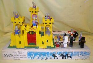 LEGO YELLOW CASTLE 375