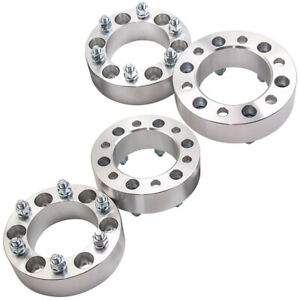 4x Per Landcruiser Patrol Hilux 4WD Wheel Spacers 50mm 6x139.7 Distanziali Ruota