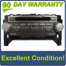 2010 2012 Lexus LS460 OEM Factory Stereo Radio 6 Disc Changer Mp3 CD Player AUX