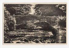 The Bridge, Tal-Y-Bont RP Postcard, A436
