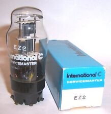 NEW IN BOX INTERNATIONAL EZ2 RADIO RECTIFIER VALVE / TUBE