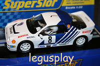 Slot SCX Scalextric Superslot C3156 Ford RS 200 1988 rally of sweden - New