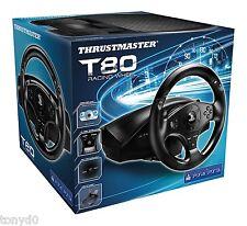 Thrustmaster T80 Racing Wheel (PS4/PS3) 4160598 NEW