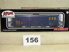 "ATLAS HO SCALE #20 000 803 CSX TRAINMAN ACF 50'6"" BOXCAR NEW"