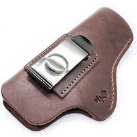 Concealed Carry Gun Holster fits COLT 1911 &Similar Concealed Carry Leather Belt