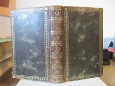 FOURNIER NOUVEAU DICTIONNAIRE PORTATIF DE BIBLIOGRAPHIE 1809 RELIURE DE DOLL