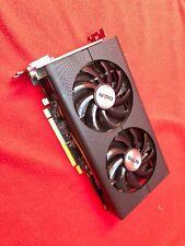Sapphire nitro RX460 4GB Graphics Card D5 OC rx 460 GPU